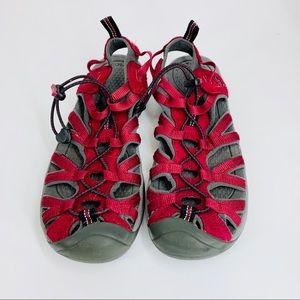 Keen Whisper Waterproof Hiking Sandal